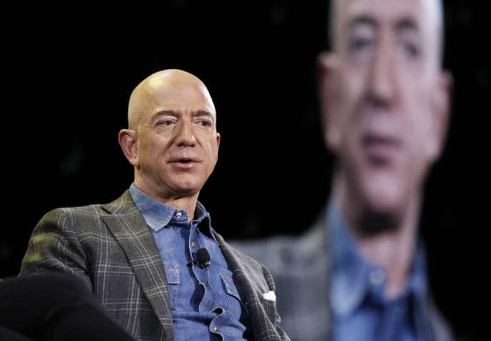 Jeff Bezos, à Las Vegas,le 6 juin 2019