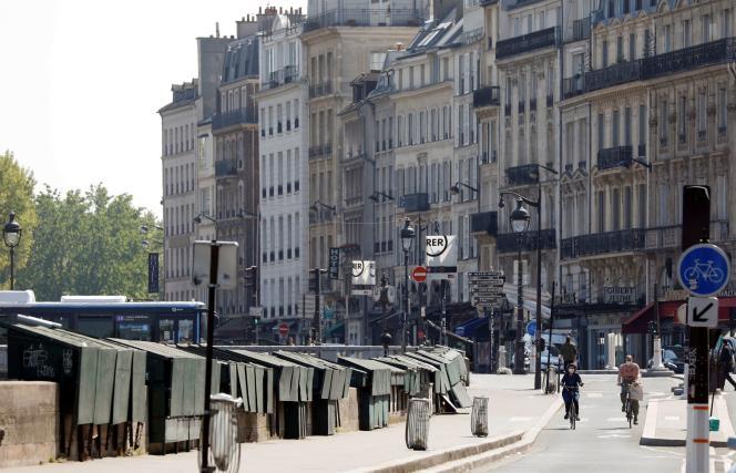 A Paris, le 24 avril 2020.