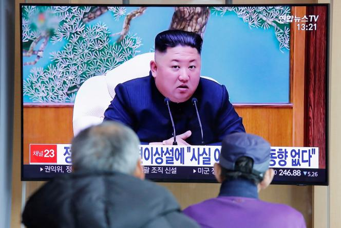 En Corée du Sud, le 21 avril.