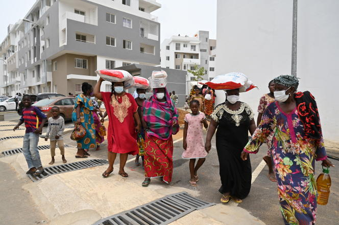 A Abidjan, le 17 avril 2017.