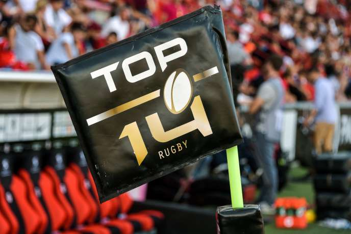 Le championnat de France de rugby est arrêté depuis la mi-mars en raison de l'épidémie de coronavirus.