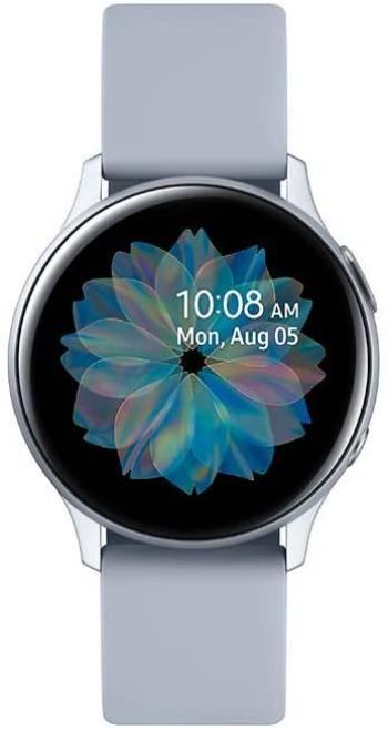 Une montre connectée jolie et performante La Galaxy Watch Active2 de Samsung (40mm)