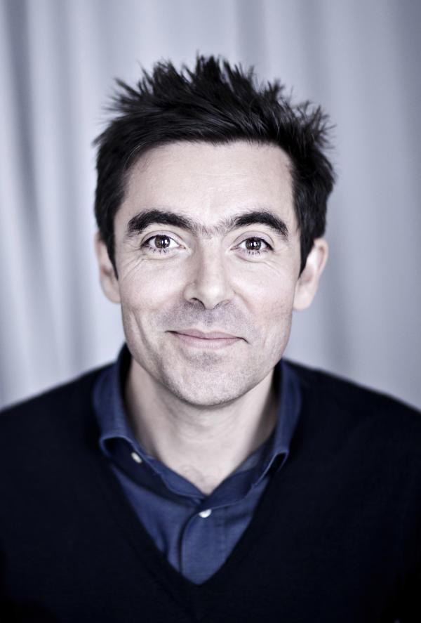 Le designer Patrick Jouin.