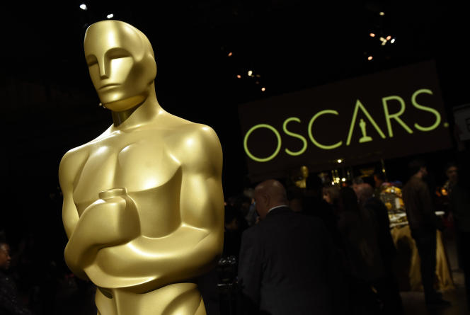 Une statue des Oscars, le 15 février 2019.