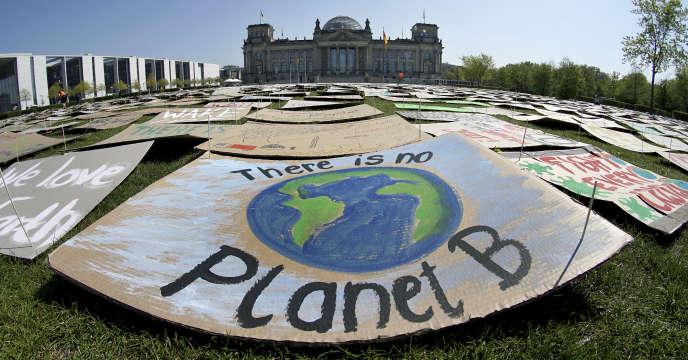Climat : l'Allemagne, la Chine et une trentaine de pays appellent à une relance verte