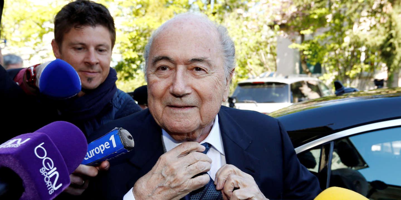 FIFA: Opposition entre la police et le parquet suisse sur la procédure visant Sepp Blatter