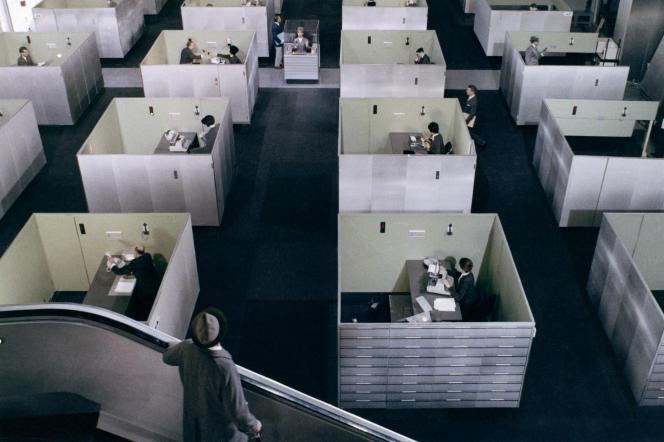 «PlayTime»,de Jacques Tati (1967).