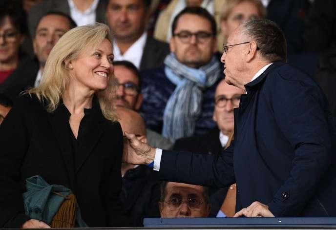 Nathalie Boy de la Tour, la présidente de la Ligue de football, a raillé les «esprits inventifs» de certains dirigeants depuis que la fin de saison s'est dessinée. Premier visé, mais pas cité: Jean-Michel Aulas, président de l'Olympique lyonnais.