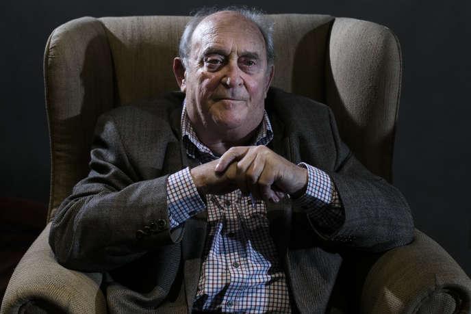 Denis Goldberg, en juillet2013.