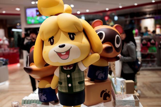 Le dernier«Animal Crossing» s'est davantage vendu en six semaines que l'épisode précédent en plusieurs années.