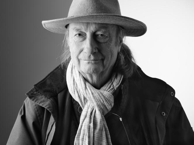 Marc Garanger, en 2011.