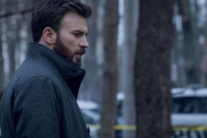 Chris Evans dans la série« Défendre Jacob ».