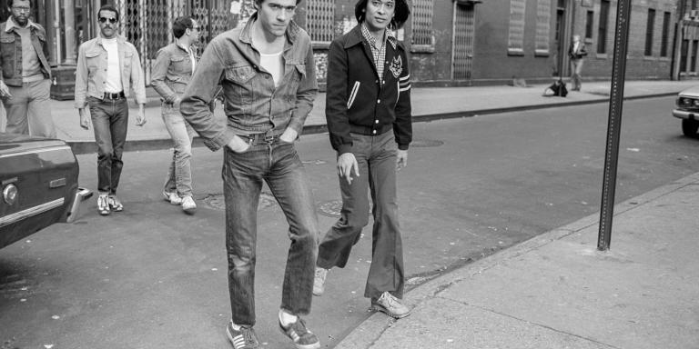 """Christopher Street"" series, New York 1976,"