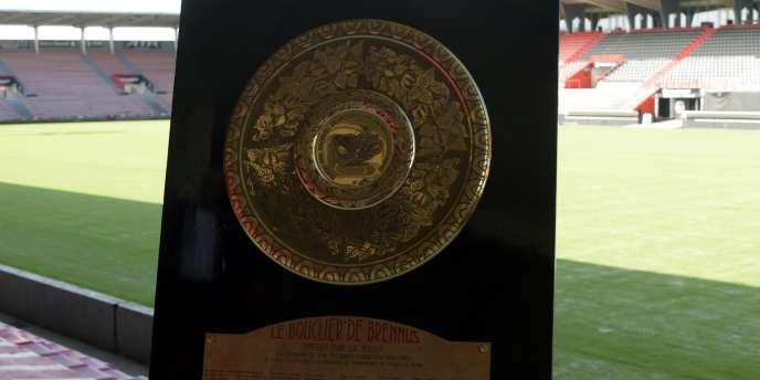 Un « non attribué » sera à tout jamais indiqué dans la liste des lauréats du bouclier de Brennus, inaugurée en 1892.