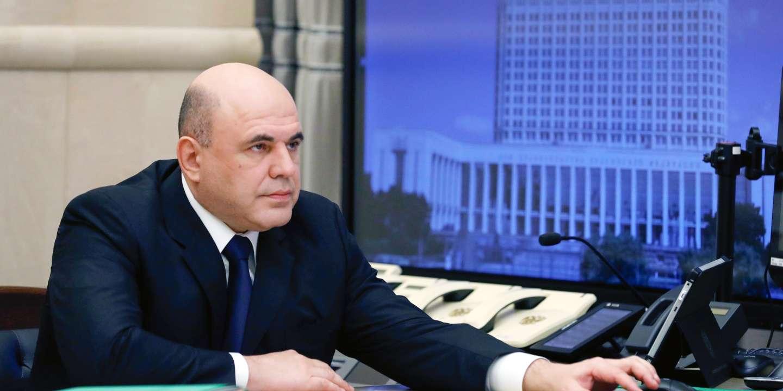 Coronavirus: le premier ministre russe, Mikhaïl Michoustine, contaminé