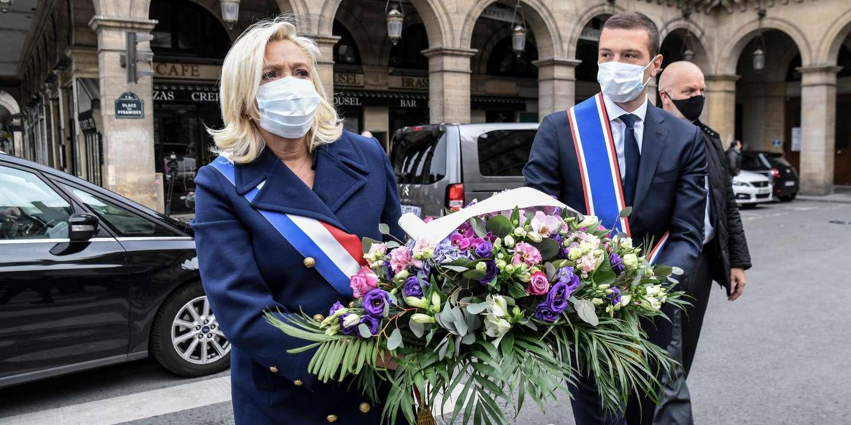 1er-Mai: Marine LePen accuse Emmanuel Macron de «fautes gravissimes»