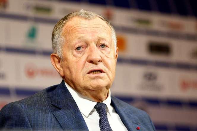 Président de l'OL, Jean-Michel Aulas incarne le football français des trente dernières années.