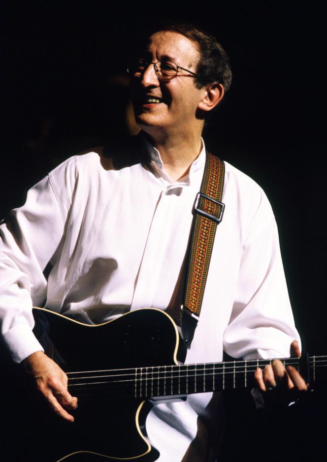 Idir, en 1999.