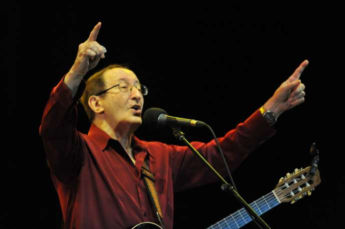 Idir, le 26 mai 2011 à Rabat (Maroc).