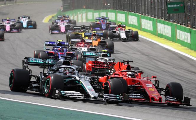 Les dix premiers Grands Prix de la saison 2020 ont été annulés ou reportés, mais la F1 «vise » un début de saison en Autriche le 5 juillet, probablement « sans spectateurs ».