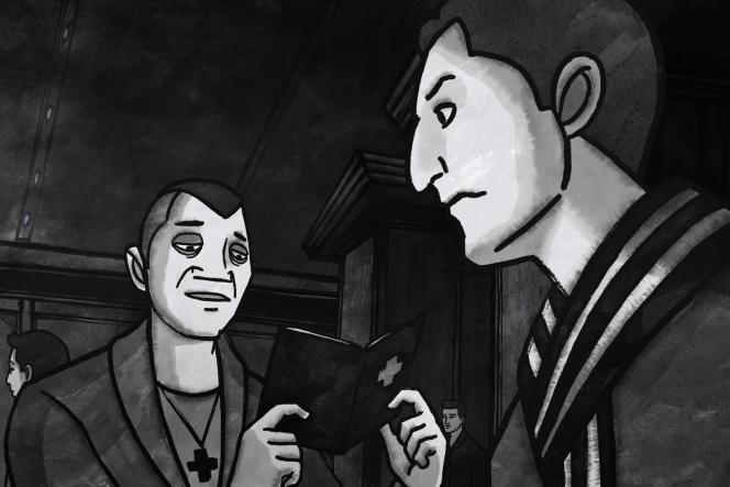 «Chris the Swiss», documentaire et film d'animation d'Anja Kofmel.