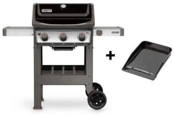 Le meilleur barbecue à gaz Le Weber Spirit II E-310
