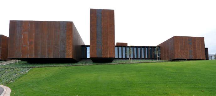 Le musée Soulages, à Rodez.