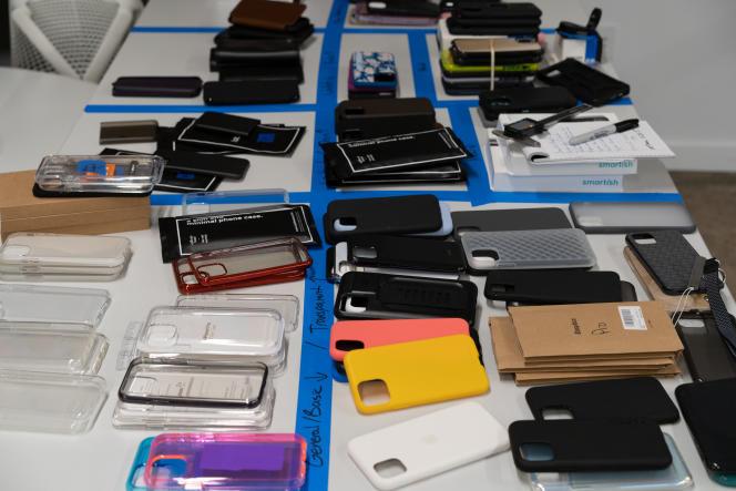 Quelques-unes des coques pour la famille iPhone 11 que nous avons testées.