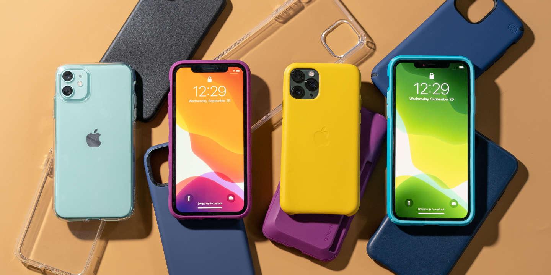 Les meilleures coques pour iPhone 11, iPhone 11 Pro et iPhone 11 ...