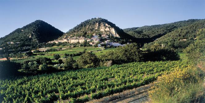 Le village perché de Séguret.