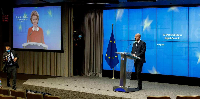 Peu allante sur l'élargissement, l'UE soutient les Balkans face à la pandémie