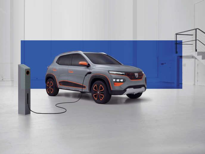 Dacia Spring 2020.