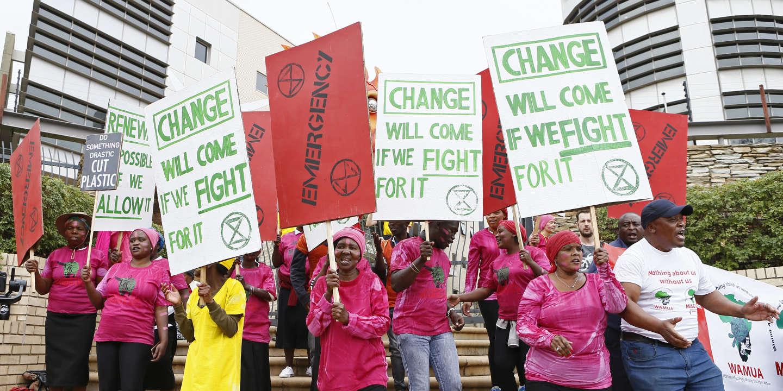 «En Europe comme en Afrique, la société civile doit investir le champ politique»
