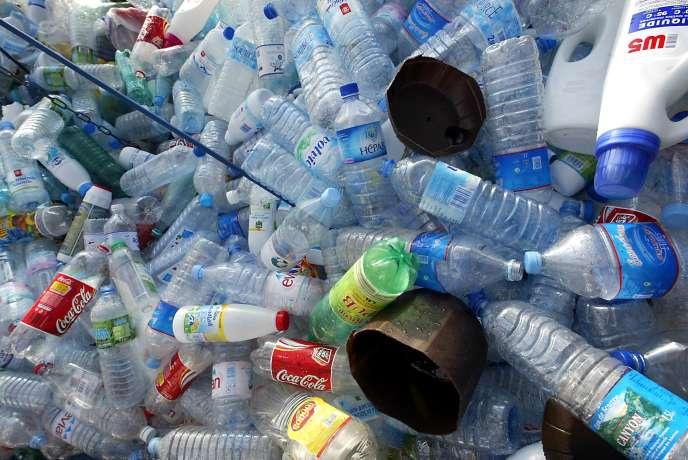 Avec la reprise de l'activité économique, le nombre de déchets à trier augmente à nouveau.