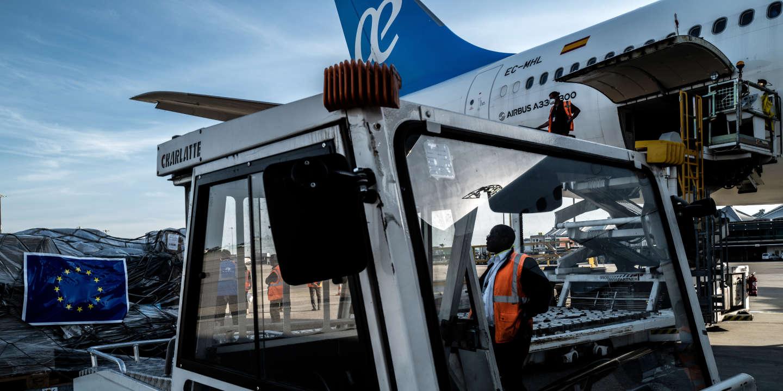 Coronavirus: l'Union européenne ouvre un pont aérien vers la Centrafrique