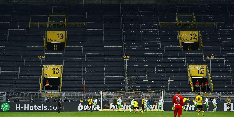Football : «En Europe, la question des matchs à huis clos divise les supporteurs»