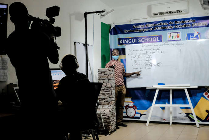 Coronavirus : au Mali, la crise sanitaire donne un coup d'accélérateur à l'enseignement en ligne