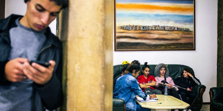 Au Maroc, confinement et ramadan profitent à la drague en ligne