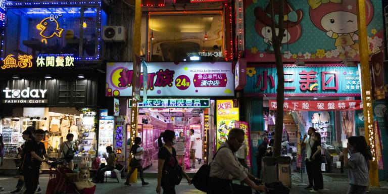 3 mai 2020. Si les activités  extérieures continuent, le port du masque  est adopté par tous à chaque moment de la journée. Ce réflexe n'est pas nouveau. Pour les taïwanais, le masque est une habitude culturelle qui permet de se protéger en cas de pollution et d'éviter de contaminer autour de soit en cas de maladie.