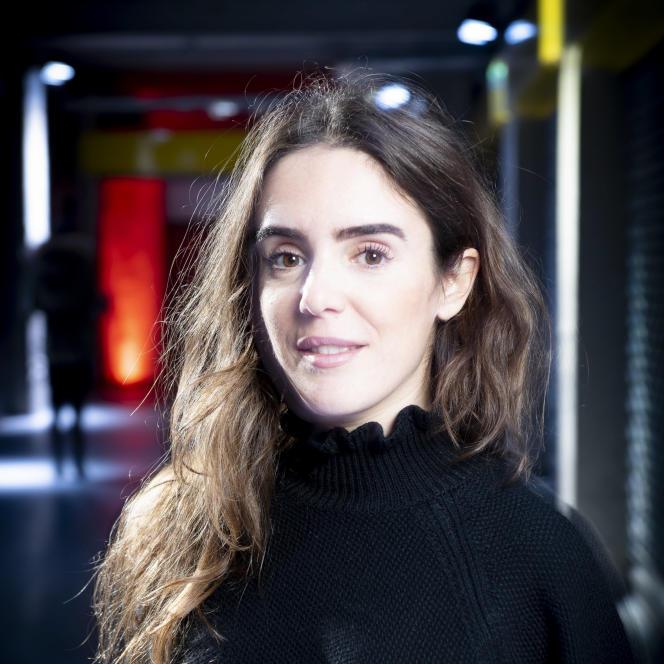 Aurelie Jean, docteur en sciences, entrepreneuse.