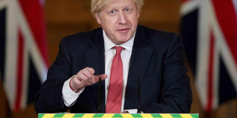 Covid-19 : Boris Johnson, le contre-exemple