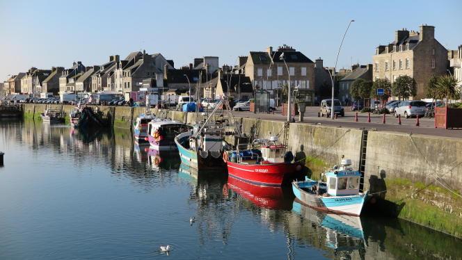 Le charme d'un petit port de pêche...