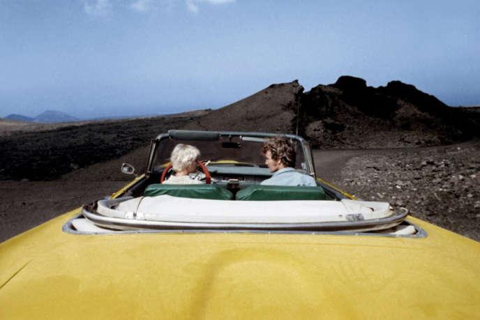 «La Route de Salina»(1971) de Georges Lautner, avec Mimsy Farmer et Robert Walker Jr.