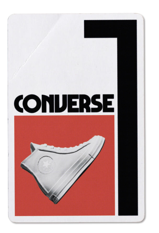 Tennis Renew Tri Panel en coton, Converse,110€.