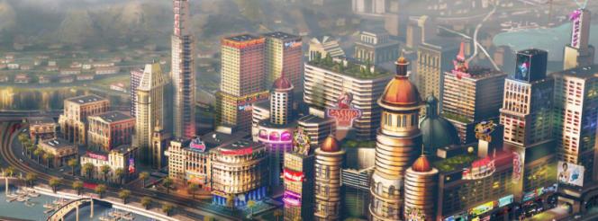 «SimCity».