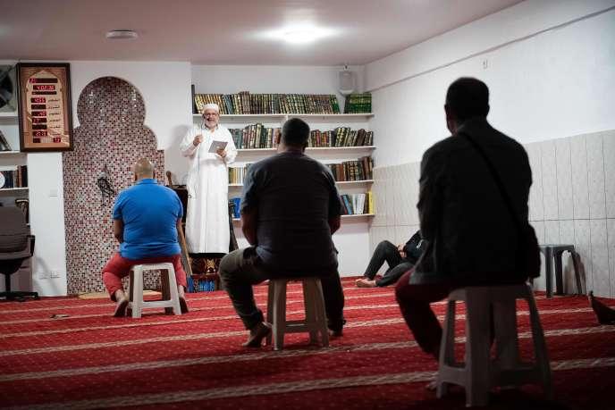 La mosquée Tahara, à Marseille.