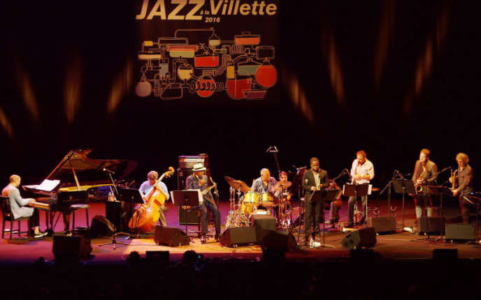 « Tribute to John Coltrane », par Archie Shepp All Star, lors du festival Jazz à la Villette, le 4 septembre 2016.