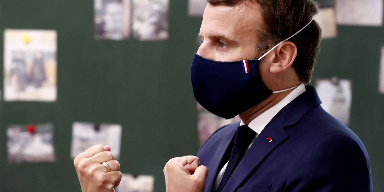 «On a sans doute fait une erreur dans la stratégie»: le mea culpa d'Emmanuel Macron sur l'hôpital public