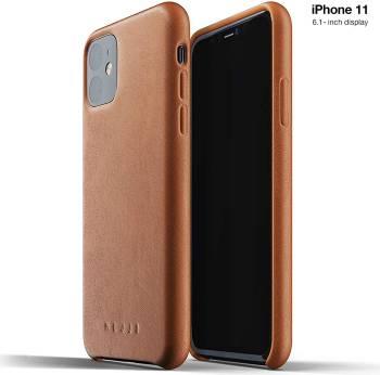 Meilleure coque en cuir pour iPhone 11 Étui Mujjo pour Apple iPhone 11