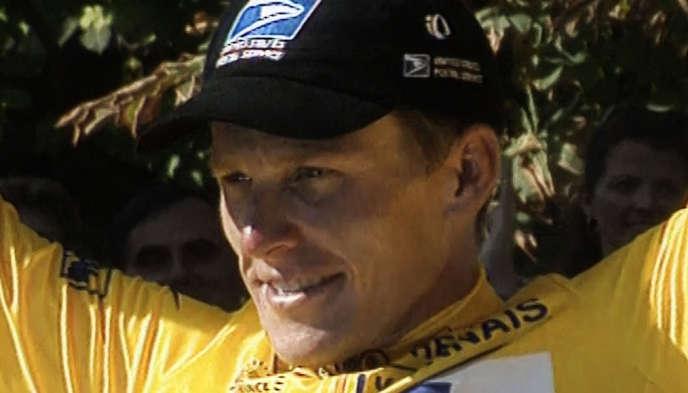 Le cycliste américain Lance Armstrong a souvent eu recours au mensonge pour faire face aux accusations de dopage.
